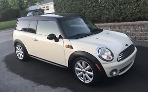 2008 Mini Cooper clubman very clean!!