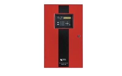 Silent Knight Honeywell Sk5208 10 Zone With Fire Alarm Control Panel