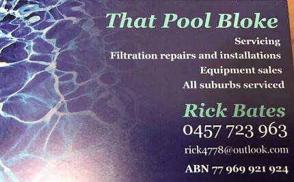 That Pool Bloke -swimming pool maintenance