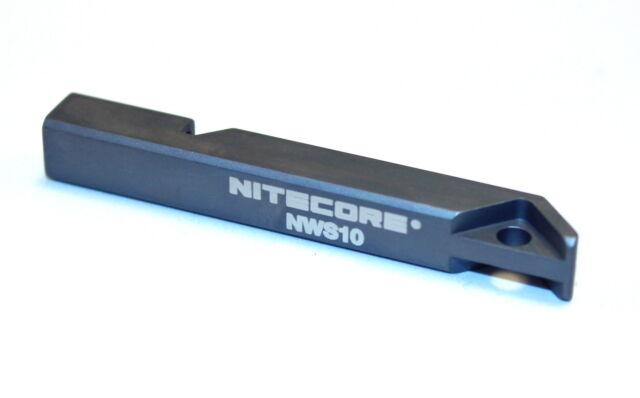 Nitecore Titanium Whistle, Bushcraft, Safety, Survival, Camping, Hiking, Treking