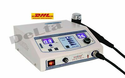 Ultrasound Therapy 3 Mhz Physiotherapy Deep Heat Full Body Pain Relief Therapy