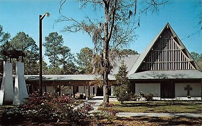 - SC~SOUTH CAROLINA~HILTON HEAD ISLAND~ST. LUKE'S EPISCOPAL CHURCH~CHROME~PC5847