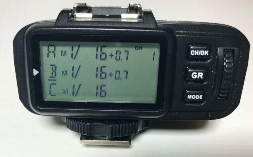 Flashpoint R2 TTL Transmitter for Nikon cameras