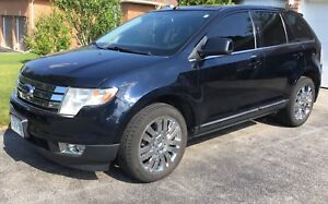 2009 Ford Edge Limited.