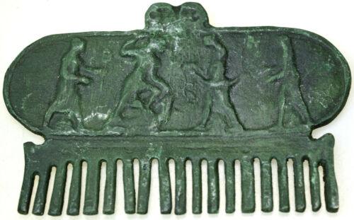 Roman Bronze Comb