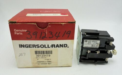 INGERSOLL-RAND 39123419, OVERLOAD RELAY