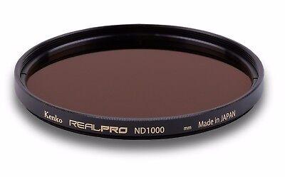 Kenko REALPRO ND1000 Anti-Reflection multi coating Camera Lens Filter 82mm