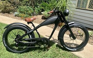 CafeCruiser RetroStyle Electric Bikes (https://cafecruiser.com.au/)
