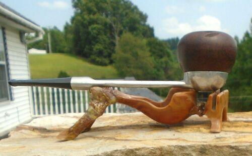 Falcon Tobacco Pipe 3 Estate Pipe