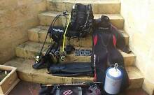 REDUCED scuba diving gear Australind Harvey Area Preview