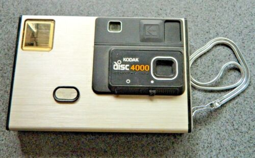 Kodak Disc 4000 Camera Produced in the 1980