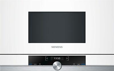 Microondas Siemens BF634LGW1 integrable 21 litros sin marco