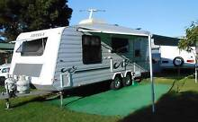 "Roma Sov'reign Caravan  - 19' 6"" -  2010 Ardrossan Yorke Peninsula Preview"
