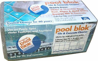 Pumie Pool Blok PB-12 Tile and Concrete Cleaning Pumice Stone for Pools 1