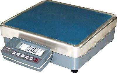Heavy Duty Digital Bench Scale 30kg X 0.1g Rs232c T-scale Prw Plus 2 Industrial