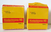 Kodachrome 40 Super 8
