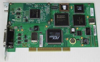 Symmetricom Bc637pci-u Gps Synchronized Time And Frequency Processor Card