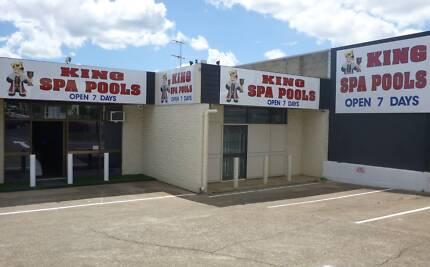 Spa and pool Plumbing