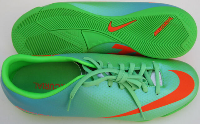 New Nike Mens Mercurial Vortex ICVictory VI Indoor Soccer Size 9.5/10.5 Pick 1