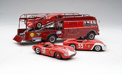 Exoto 43 / Scuderia Ferrari at Monza 1956 / Scale 1:43 / #EXO00012GS1
