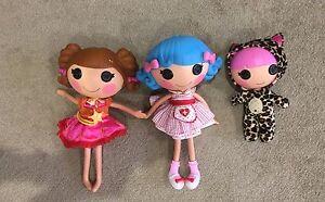 La la loopsy dolls Kingsley Joondalup Area Preview