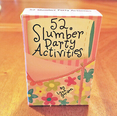 - 52 Fun Party Activities for Kids by Lynn Gordon