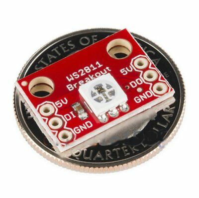 New Ws2812 Ws2811 Rgb 5050 Led Breakout Module For Arduino
