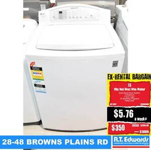 BIG LG Top Load Washer with 3 Month Warranty - Model WTR107 Browns Plains Logan Area Preview