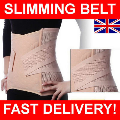 Postpartum Support Recovery Belly/Waist Belt Shaper After Pregnancy Maternity UK