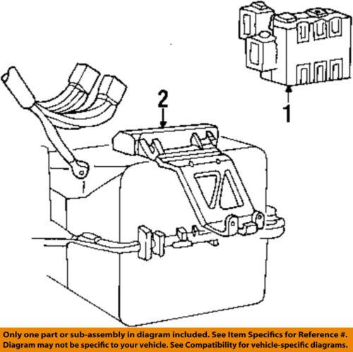 Land Rover Restraint Control Module