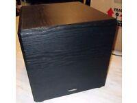 Paradigm Sub Woofer Speaker PS-1000 Home Cinema