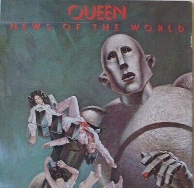 QUEEN - News Of The World ~ GATEFOLD VINYL LP TOPLOADER