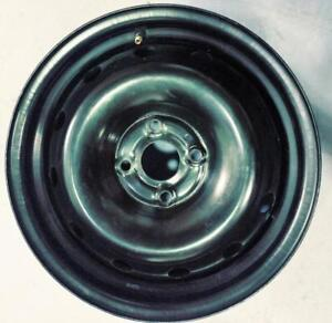 JANTES DACIER / STEEL RIMS 15'' 4X100 TAKE OFF HUB 54.1 (4 DE DISPONIBLES)