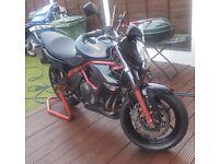 Kawasaki er6n Abs er6