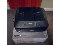 Wireless Printer - Canon PIXMA MX455 All in One - Like New