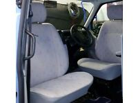 VW T4 TRANSPORTER SEATCOVERS