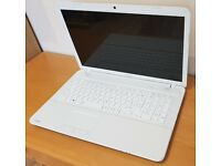 SOLD Enhanced/upgraded laptop Toshiba C875-114 17'' SSD 240Gb Dual CPU 2.4GHZ RAM 8Gb New Parts