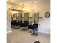 Fully equipped hair, beauty and makeup salon to rent in popular area of Anfield