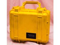 "Pelican Protector Case 1300 (With out, the ""Equalising valve"")"