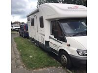 Motorhome For Hire In West Sussex - Available For Holidays