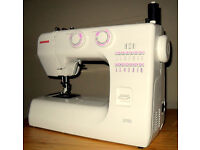 JANOME SEWING MACHINE 2090 'USED ONCE' & I MEAN ONCE..................£50