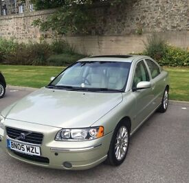 Volvo S60 2.0 Automatic Petrol Top Spec MOT Until September 2017 ONO