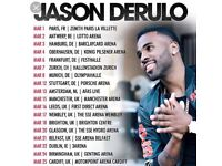 Jason Derulo tickets Manchester