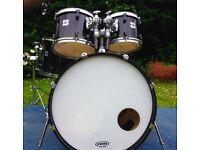 Yamaha - Stage Custom Advantage Nouveau - Dark Green (5 piece drum kit)
