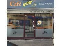 A3 License Cafe in Prime Location of Stafford available on Long lease