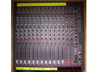 AKEK BC2 Mixing Console with 12 x Mic Pre Amps / EQ / Stereo Master Compressor
