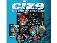 Cize workout- can send