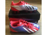 Adidas Messi football boots size 4.5uk