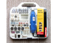 Xenta 163 piece Rotary Multi Tool & Accessory Kit ~ As New