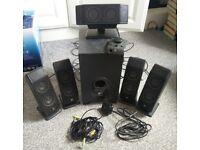 Logitech X-540 5.1 Speaker Set